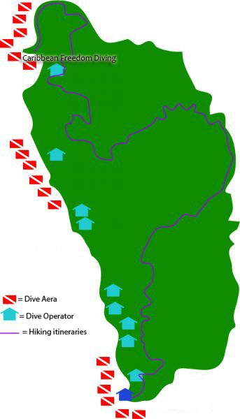 dominica_diving_map
